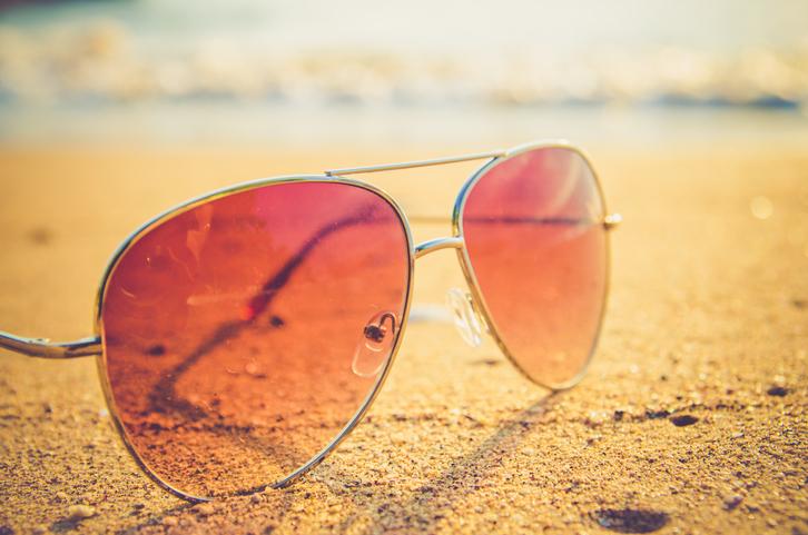 okulary przeciwsłoneczne naziemi